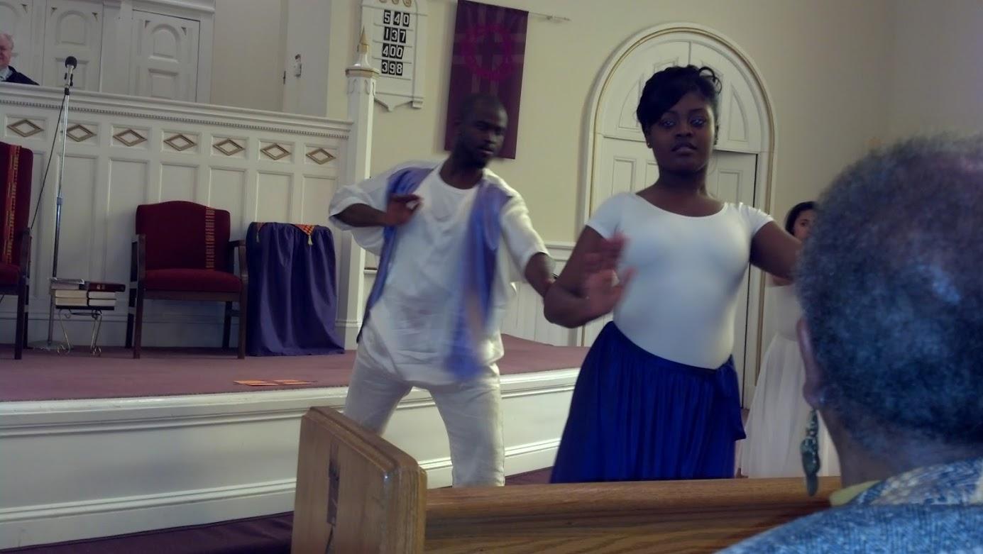 praise dancers caribbean